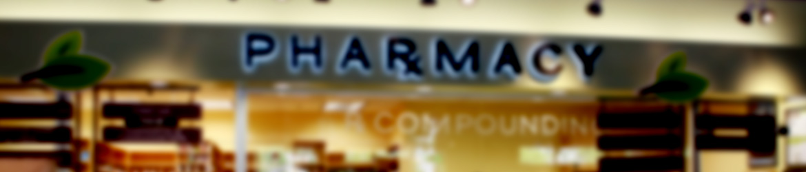 Pharmacy Services Header
