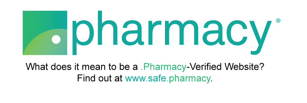 .Pharmacy Website Logo